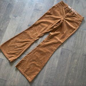 Mossimo Corduroy Mid Flare Pants